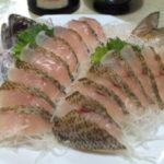 黒ムツの刺身の味!さばき方や食べ方・レシピ、値段や通販のおすすめも