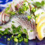 コハダの刺身の切り方・さばき方(皮も)!カロリーや栄養、味や食べ方も