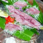 シイラの刺身の味!食中毒・毒・寄生虫の危険性、さばき方・食べ方も