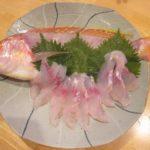 イトヨリの刺身の味!作り方・さばき方、食べ方、食中毒の危険は?