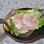 カレイの刺身のさばき方!味はうまいか、寄生虫の危険や食べ方も!