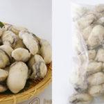 牡蠣の冷凍保存の方法!期間や解凍方法・冷蔵方法、通販のおすすめも