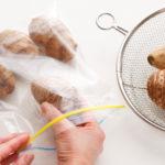 里芋の保存・冷凍方法!賞味期限や常温や冷蔵庫でもいいか、皮むきは?