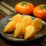 柿は便秘の解消になる?便秘になる原因はタンニンの摂り過ぎ!