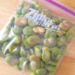 そら豆の保存方法は?冷凍・冷蔵庫・常温の最適な方法や期間は?