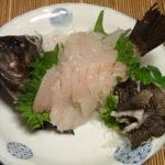 メバルの刺身のさばき方・切り方!食べ方や料理のおすすめも!