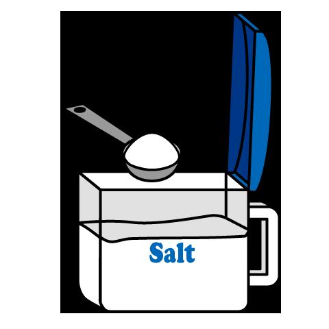 梨を塩水に浸ける濃度は?