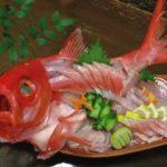 金目鯛の捌き方と刺身の切り方!動画や食べ方・レシピのおすすめも