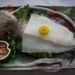 アオリイカの刺身の捌き方と切り方!味や動画、食べ方のおすすめも