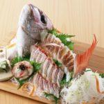 鯛の刺身の捌き方と切り方!味や動画、食べ方・レシピのおすすめも!