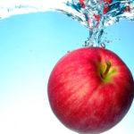 りんごにワックスはついてない?べたべたの正体や落とし方・取り方!