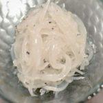 白魚の食べ方のまとめ!刺身や生でのレシピのおすすめや踊り食いするには?