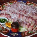 鯉の刺身の捌き方と切り方!味や動画や洗いの作り方、食べ方・レシピのおすすめも
